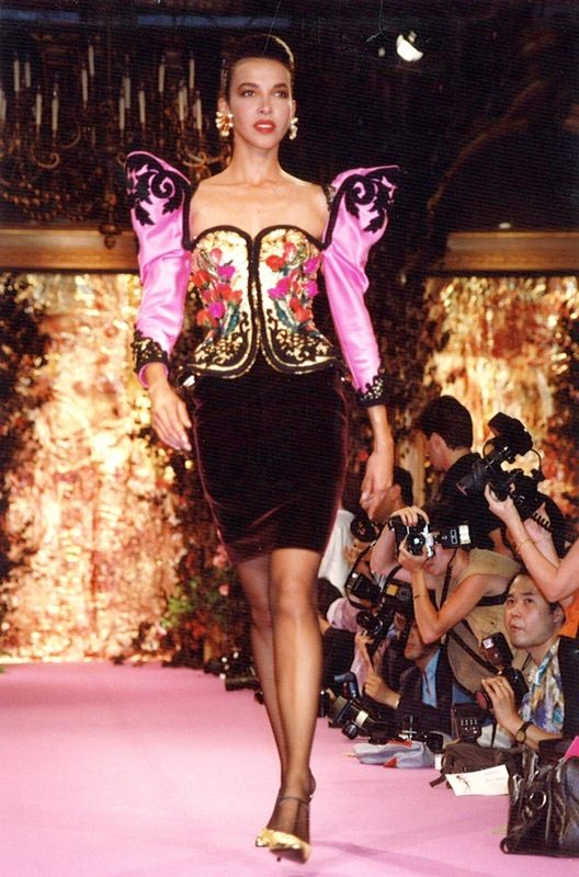 mississipy - Fall-Winter 1989 Haute Couture Christian Lacroix