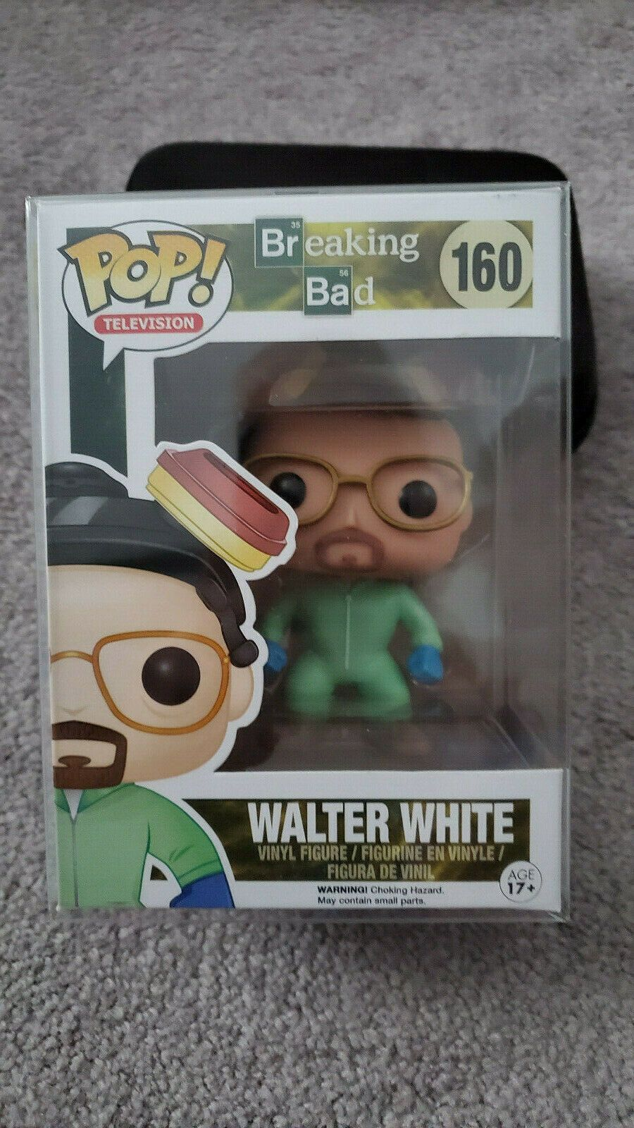 Funko pop breaking bad walter white figure figura vinyl