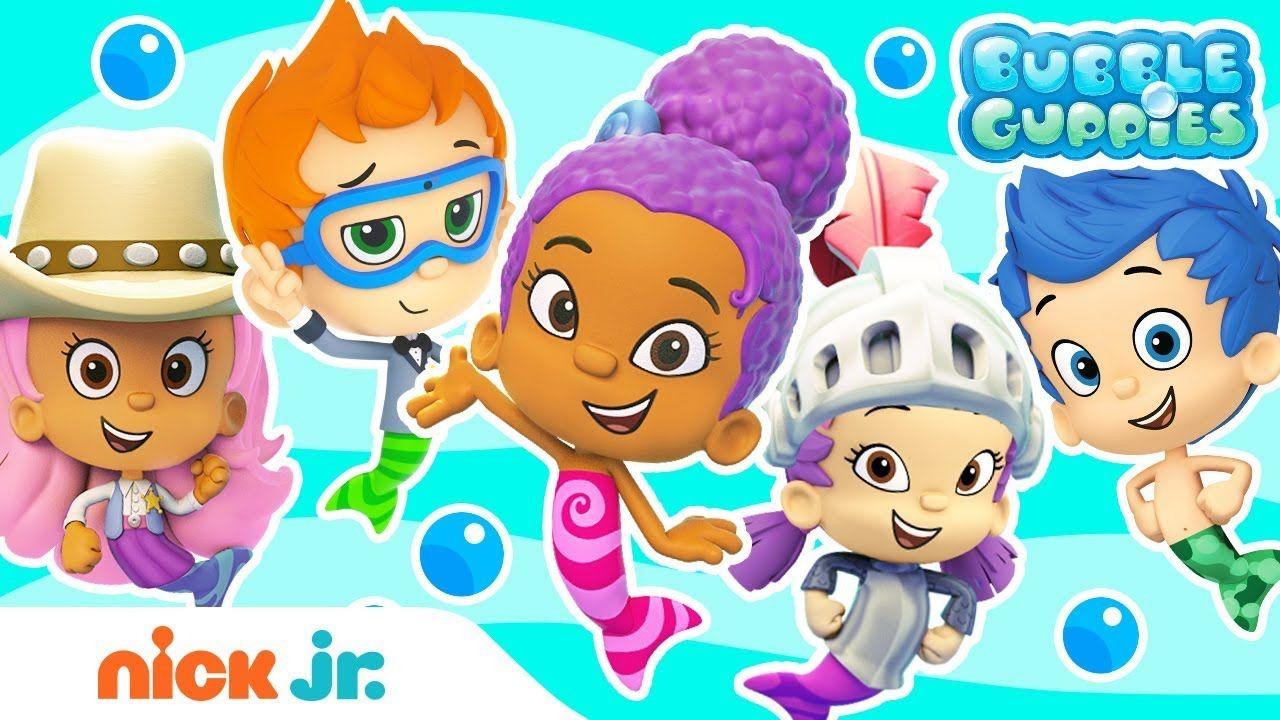 Bubble Guppies New Season Trailer + Meet Zooli! Nick Jr