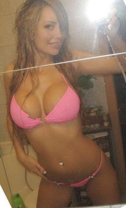 Sexy babe next door