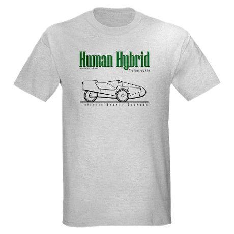 Velomobile Light T-Shirt