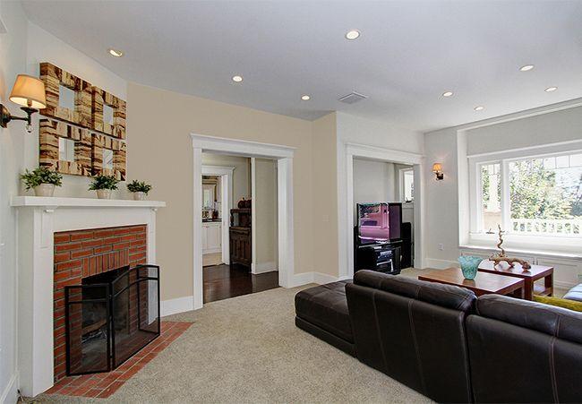 Colores De Paredes Con Muebles Oscuros Live Colorful Furniture Living Furniture Dark Furniture