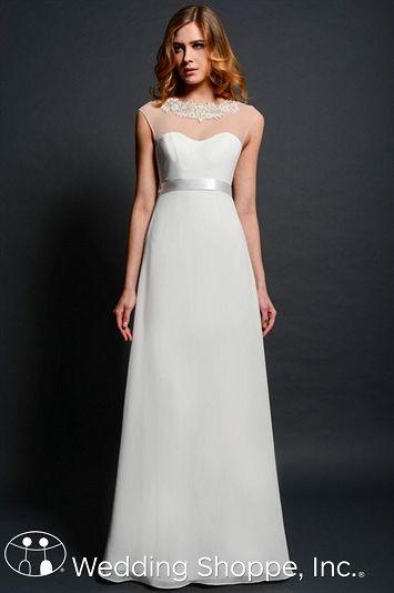 $709 Bridal Gowns Eden SL040 Bridal Gown Image 1