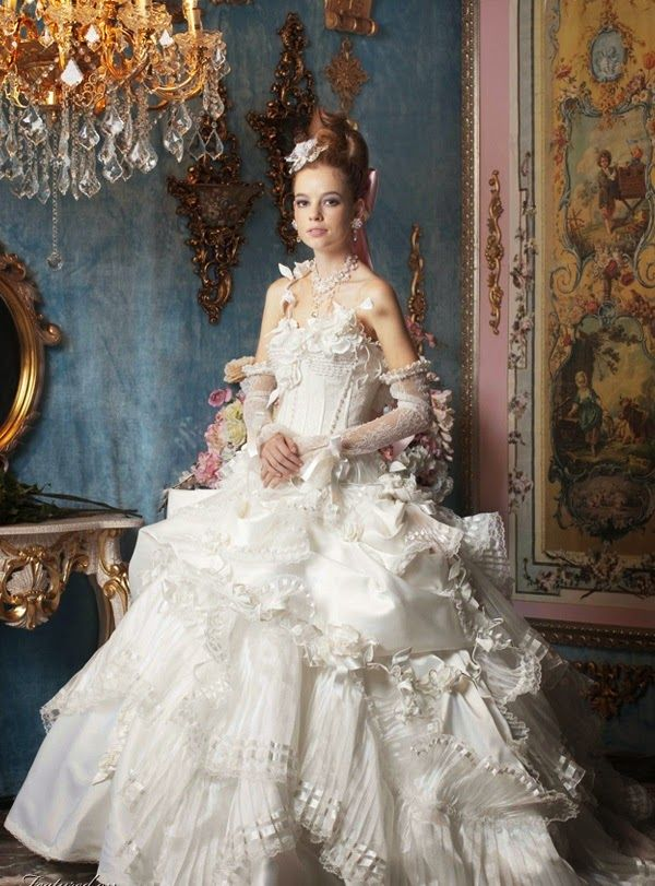 FRENCH WEDDING DRESSES 2015 | French-Style-Dresses-2014-2015-French ...