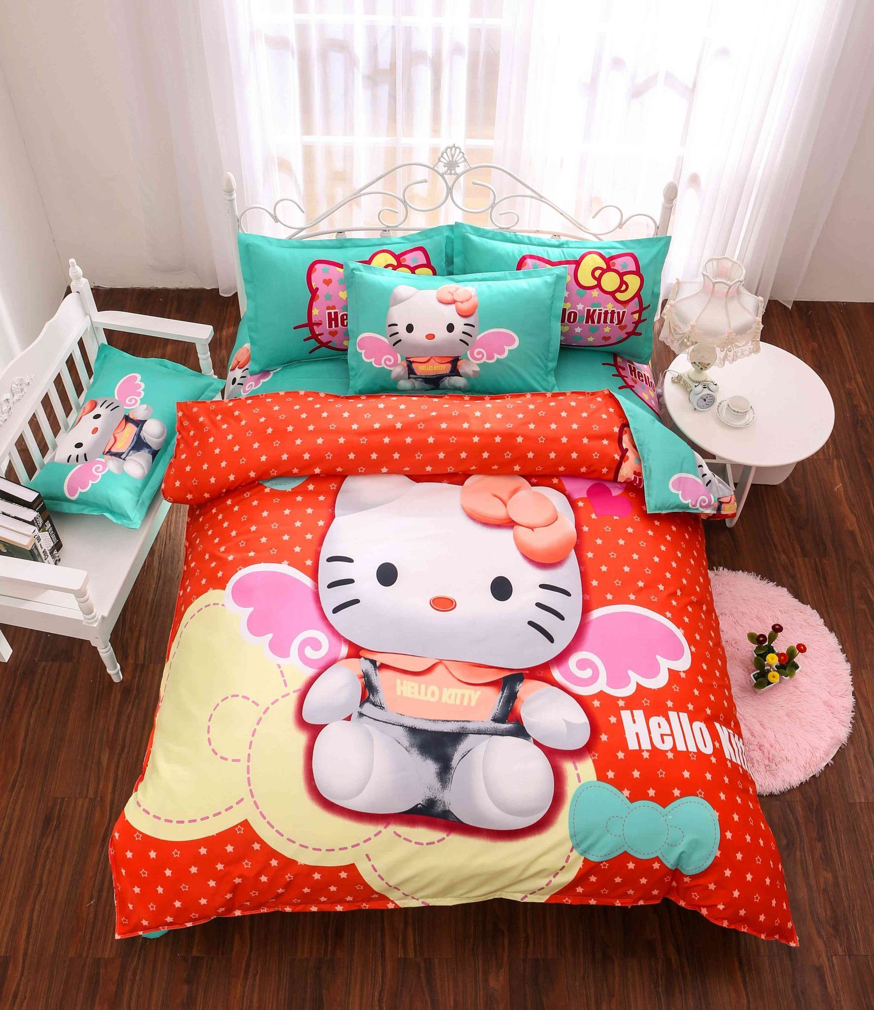 Brand Name Cara Carle Filling None Type Duvet Cover Set Without Comforter Grade Quality Material Polyester Cotton Pattern Printed Style Cartoon