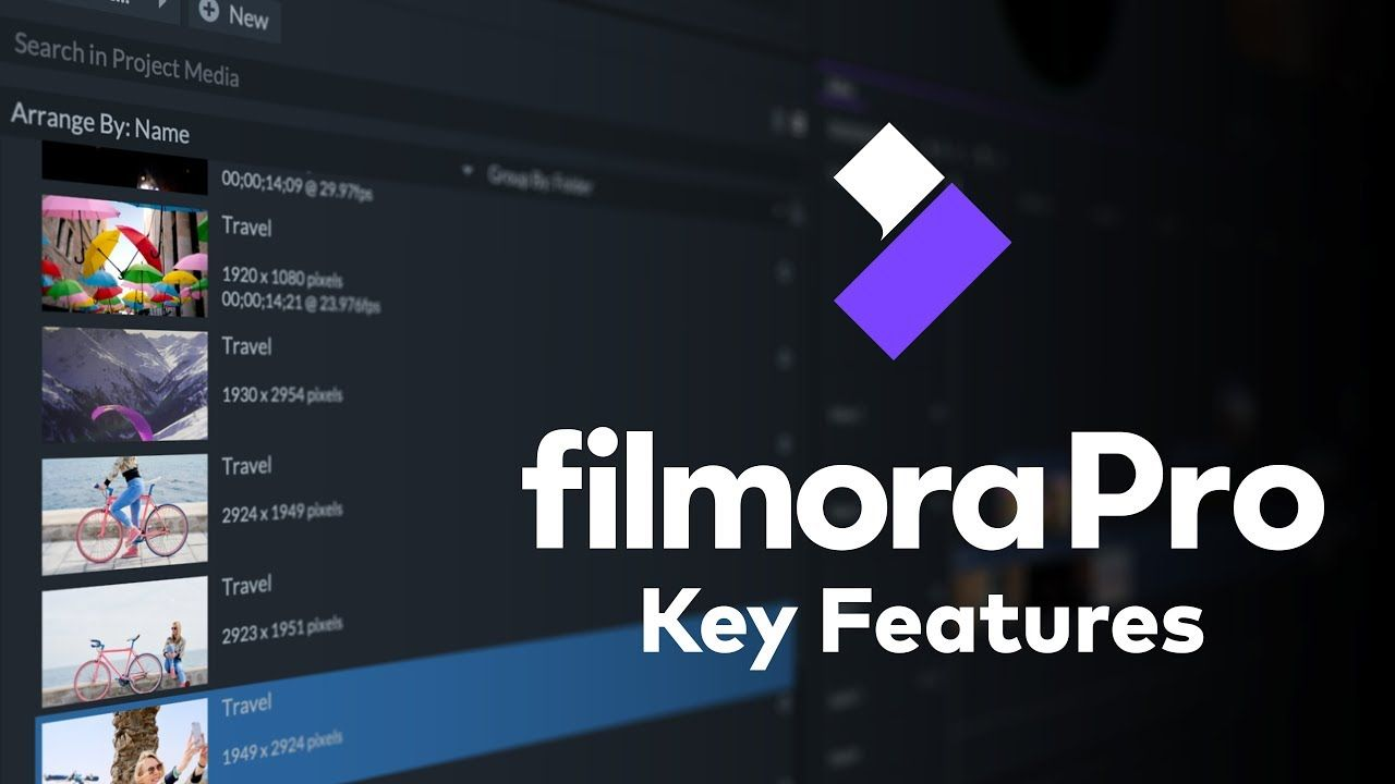 What Is Filmora In 2020 Timeline Tool Free Blogging Resources Video Editing Software