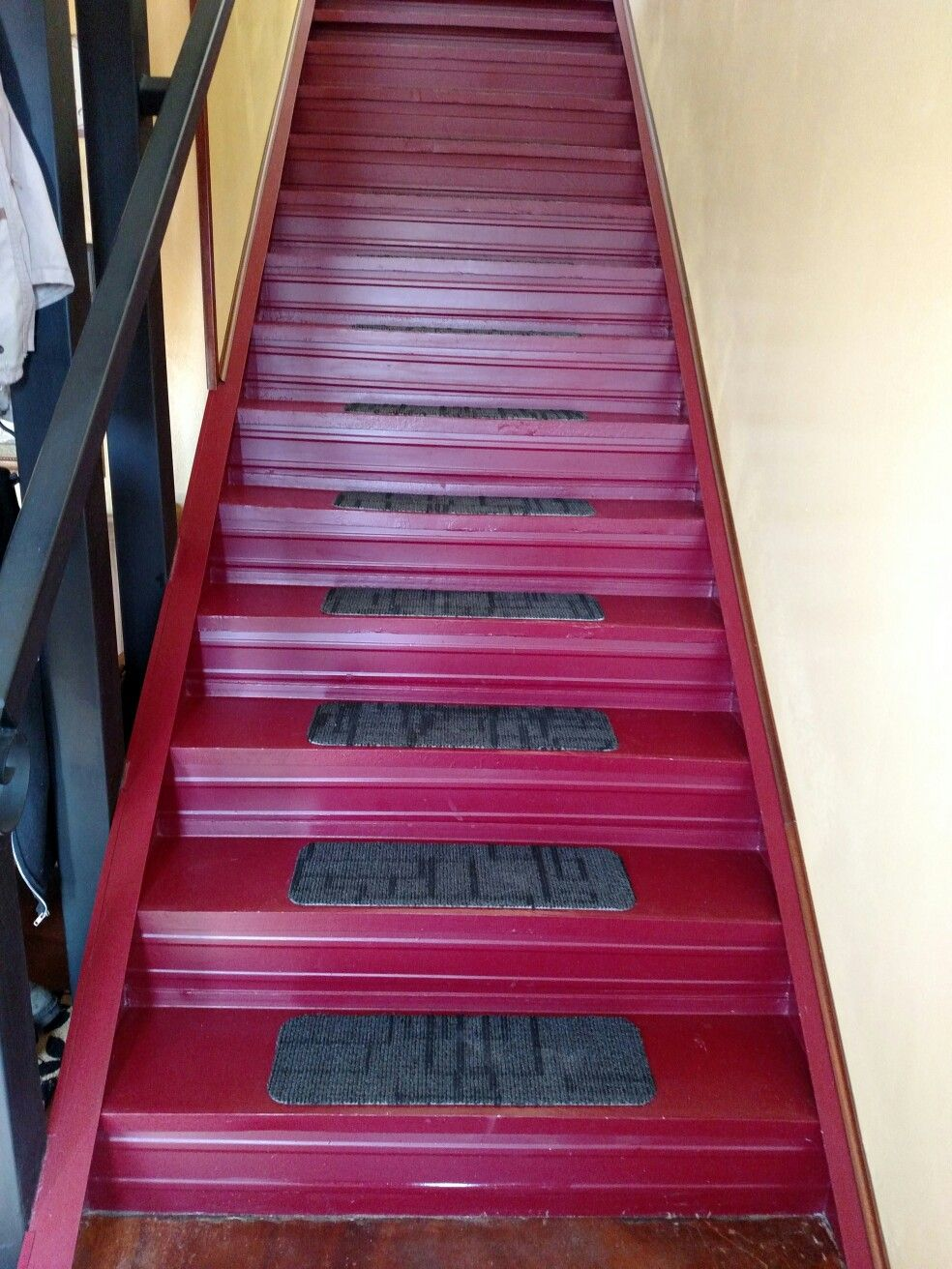 Let s go upstairs