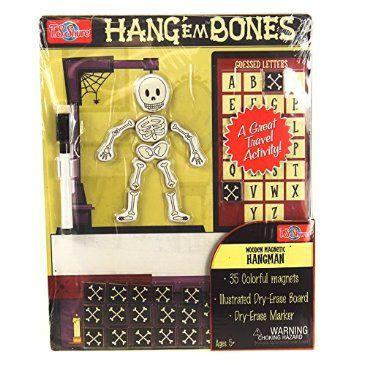 Skeleton Hangman Game http://shop.crackerbarrel.com/Skeleton-Hangman-Game/dp/B0112UXCBU