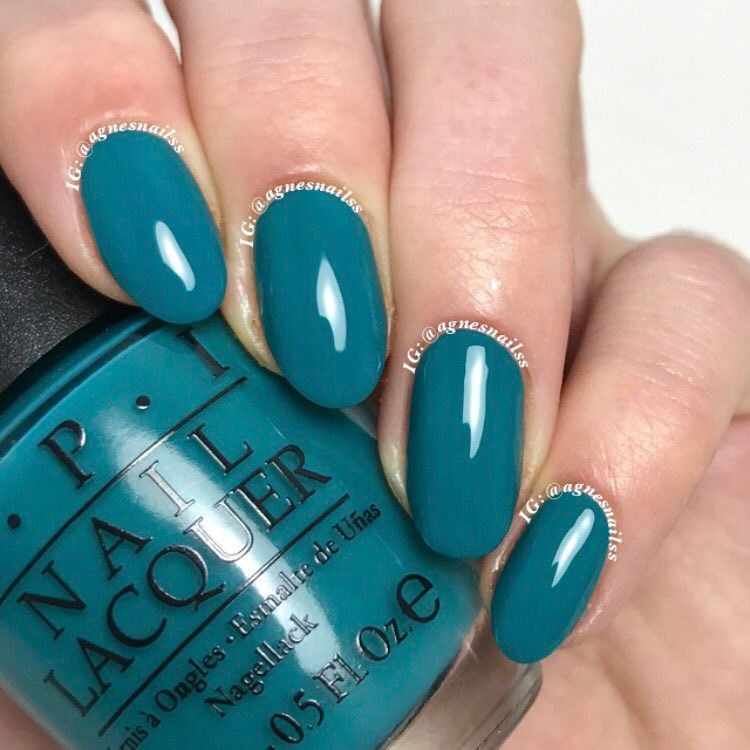 """Nail Color Combinations 2017: OPI """"Is That A Spear In Your Pocket?"""" From The New Fiji"""