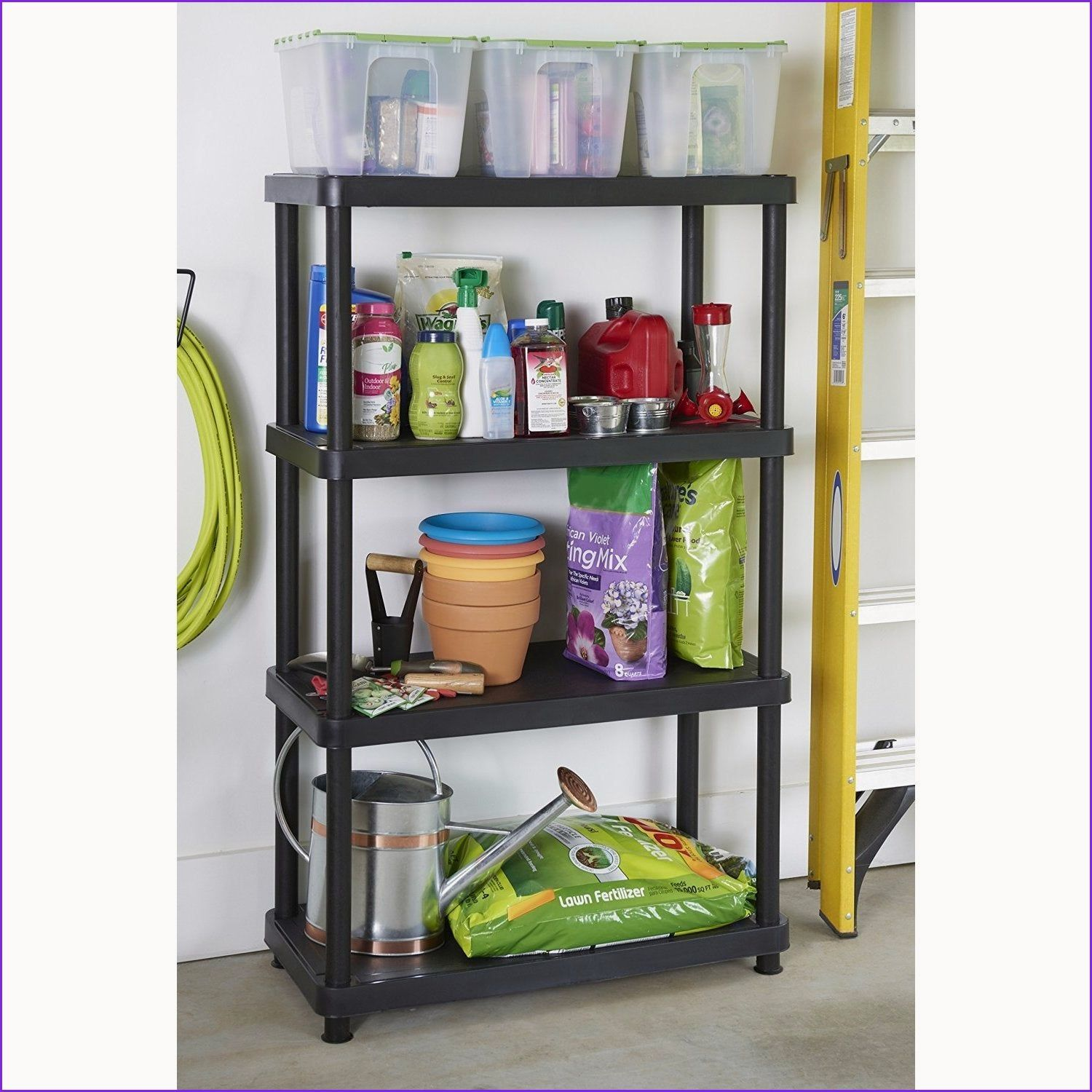 Awesome How to Build Free Standing Garage Shelves in 2020 ...