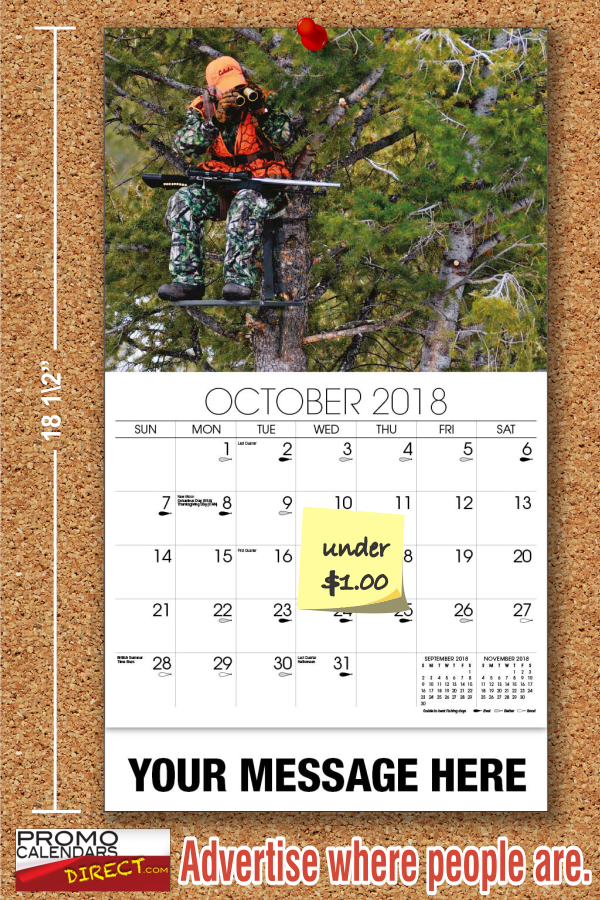 Hunter Fall 2022 Calendar.Fishing Hunting Messages Out Of Office Message Hunting Fishing