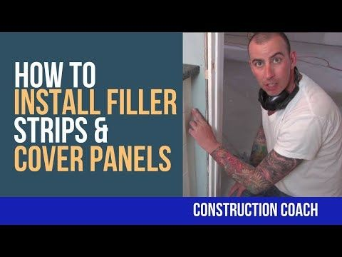 How To Install Dishwasher End Panel Step By Step Youtube Dishwasher Installation Installation Paneling