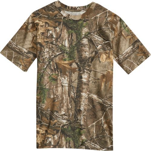 e132b58f8a7a1 Magellan Men's Hill Zone Short Sleeve T-shirt - Camo Clothing, Adult  Non-Insulted Camo at Academy Sports