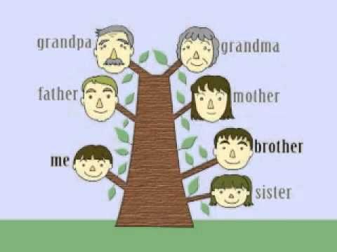 ▶ Family Tree By Peter Weatherall Family Cedar By Peter Weatherall - YouTube