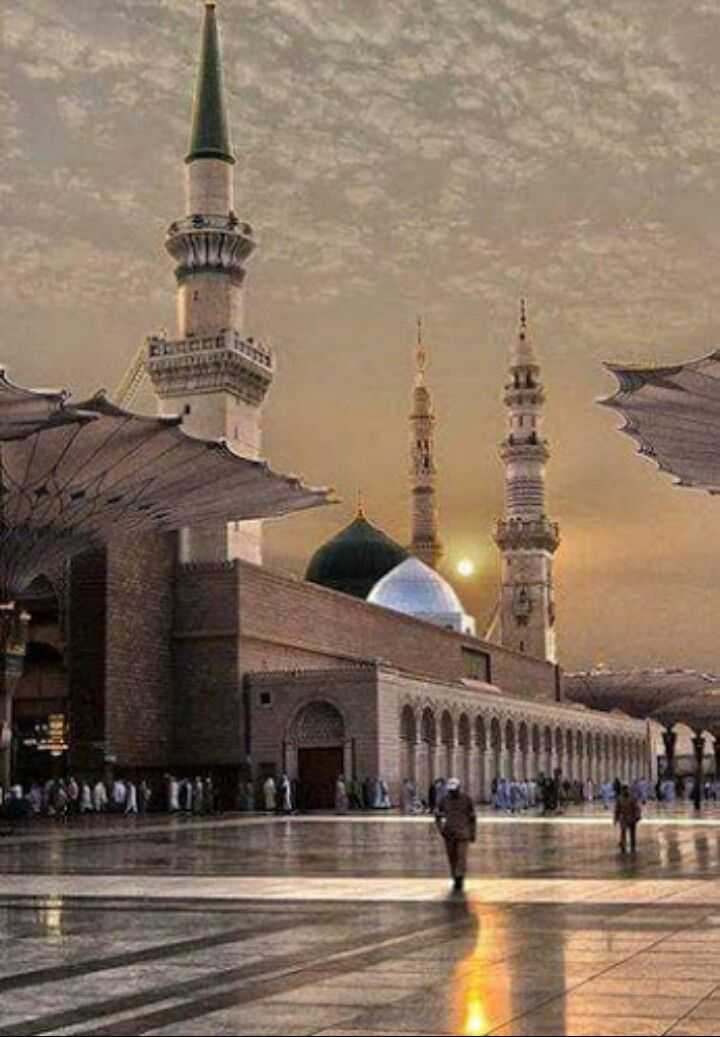 Madinah Al Munawwarah Madinah Almunawwarah Beautiful Mosques