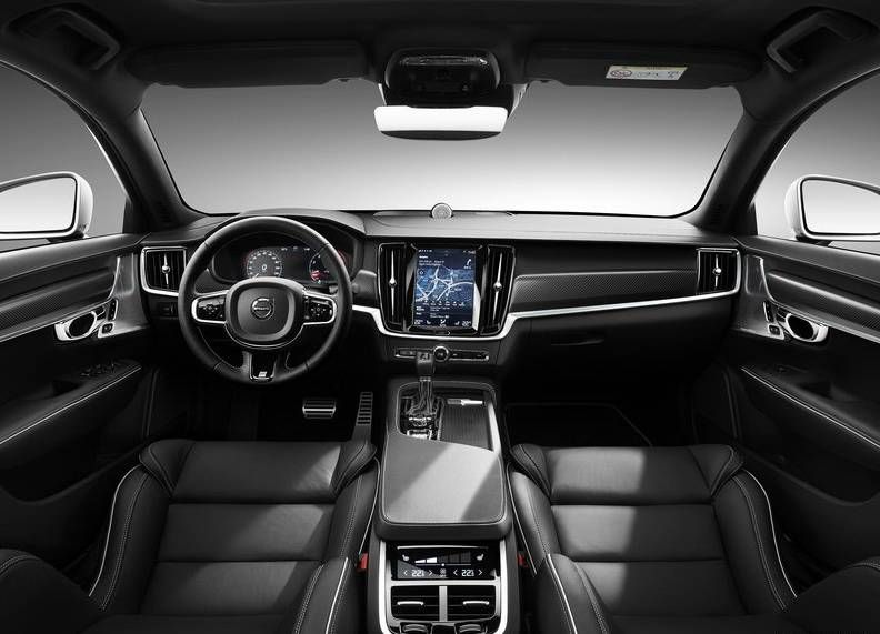 New 2017 Volvo S90 R Design Review Specs Price Release Date 車