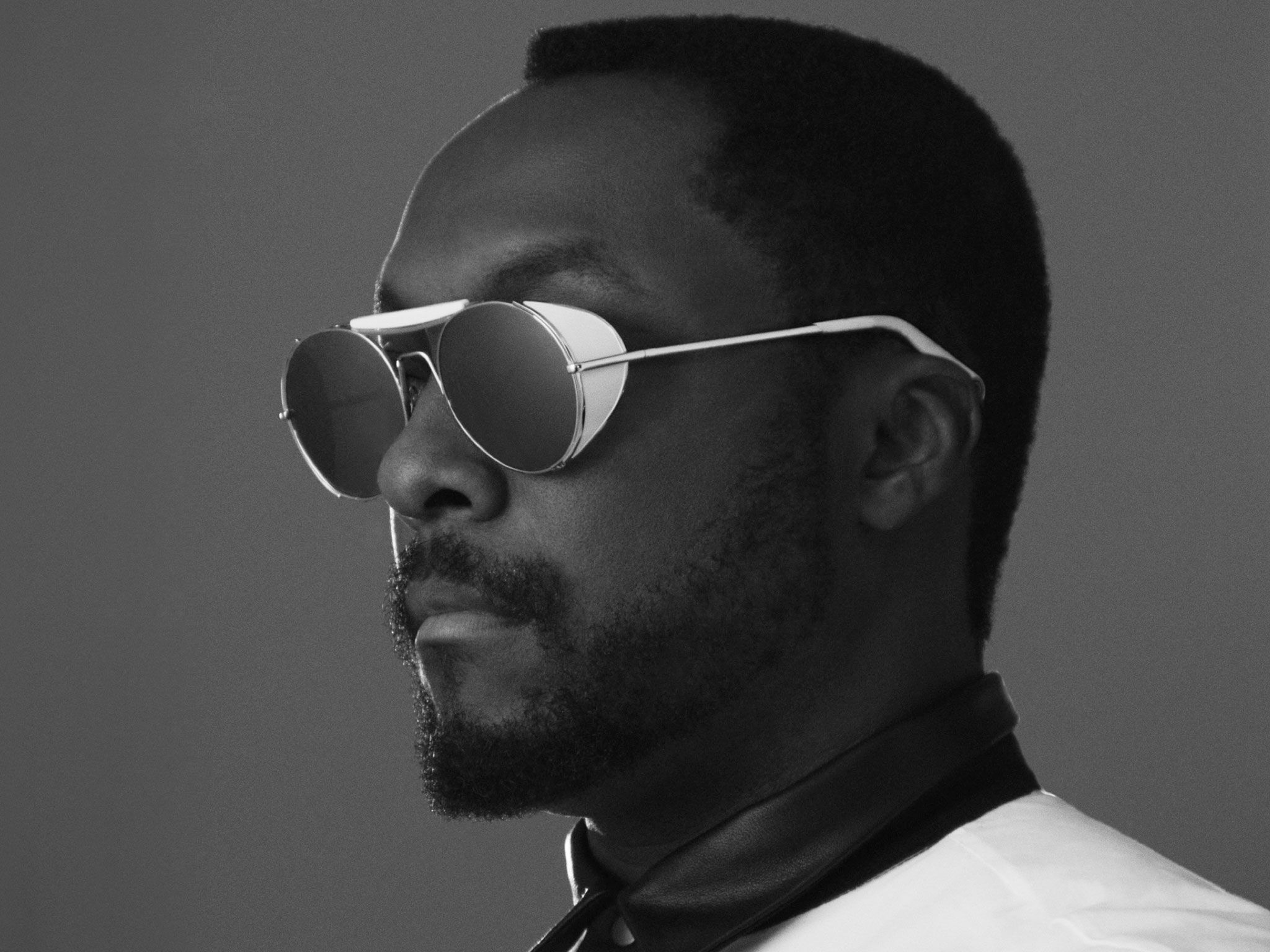 6e7b4887424 will.i.am has launched his latest venture - a collection of eyewear in  conjunction with Australian designer George Garrow.