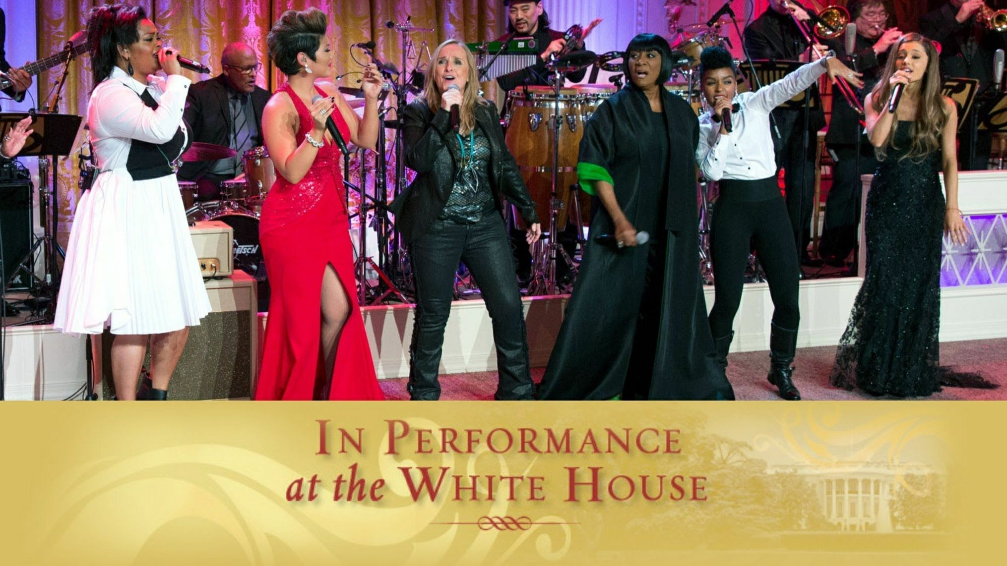 In Performance At The White House Women Of Soul 2014 Captions Performance Women White