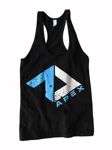 Apex Athletic Clothing Workout Clothes - Baggy Tanks like these