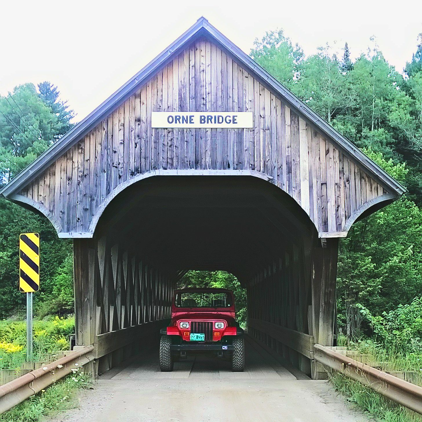 Covered Bridge In Vermont Jeep Life Jeep Yj Covered Bridges