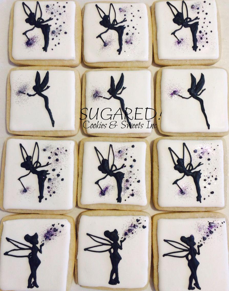 Tinker Bell Cookies
