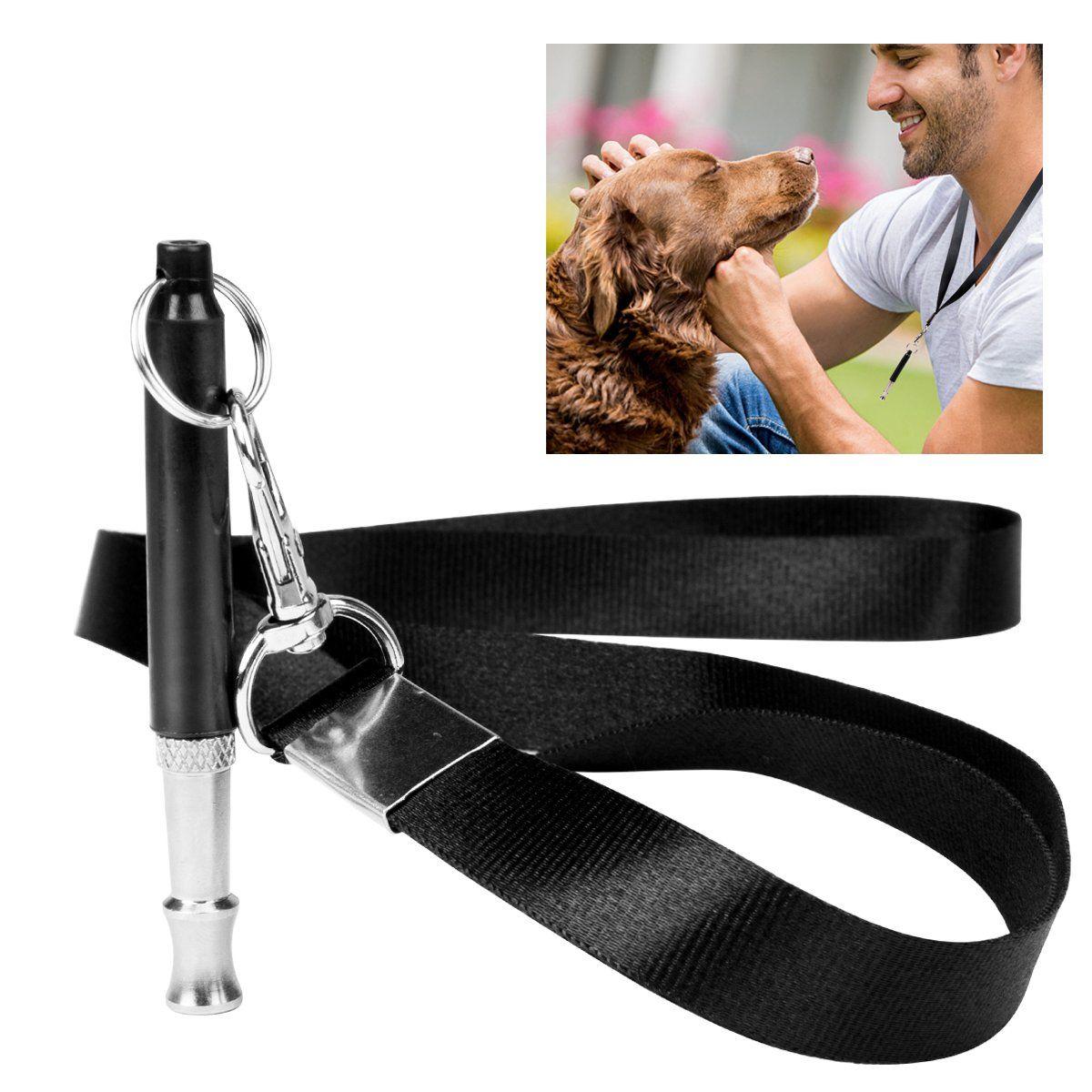 Aprince Dog Whistle Dog Training Tool With Lanyard Strap Pet Dog