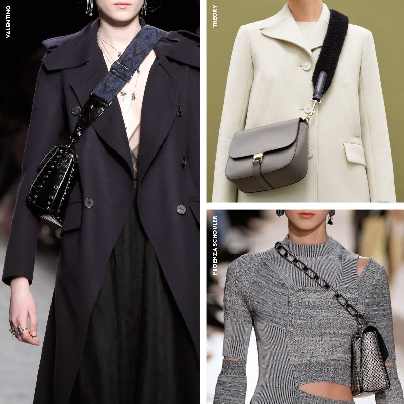 8 Fall Style Updates You Haven't Tried Yet - Shorten Your Cross-Body from InStyle.com