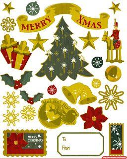 printable christmas gift tags laminas decoupage labels