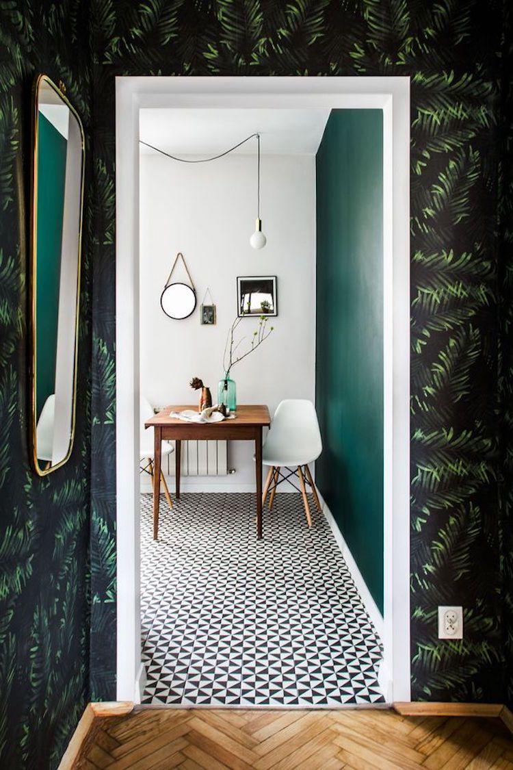 Ev dekorasyonu bambu fikirleri