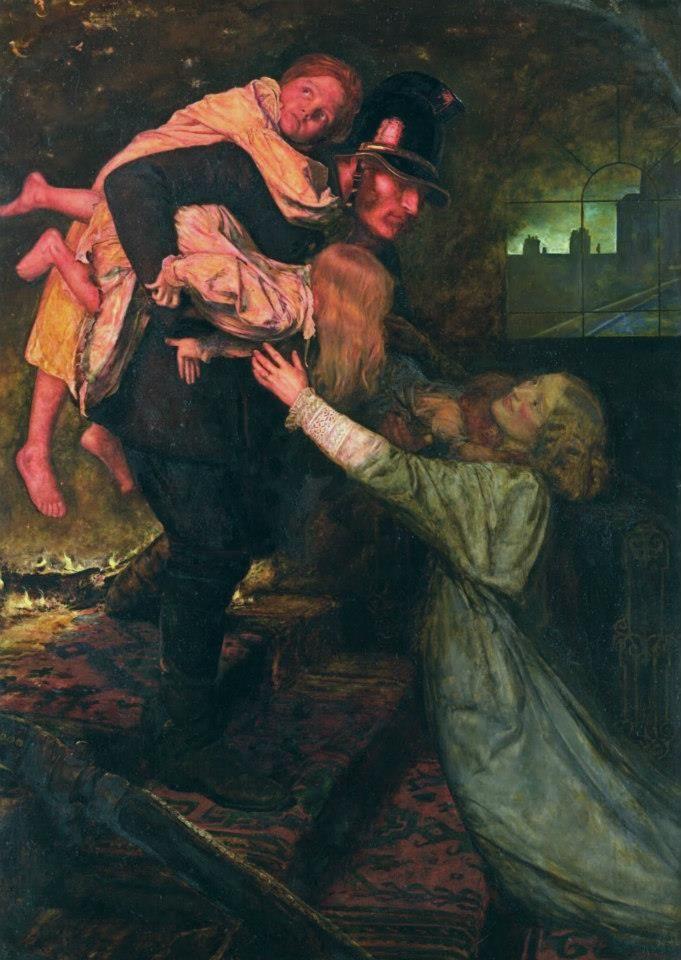 — presso Il salvataggio, John Everett Millais, 1855, olio su tela, 121,5 x 83,6 cm, Melbourne (Australia) National Gallery of Victoria. Mi piace CommentaCondividi 22 Commenti