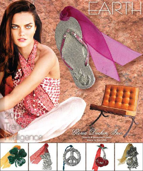 Our third trend, Earth! Check out our blog for more trends!  http://robynreport.blogspot.com/