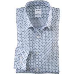 Olymp Luxor Hemd, comfort fit, Under-Button-down, Grün, 41 Olymp