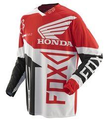 2014 Fox 360 Honda Motocross Jersey 2014 Fox Motocross Gear