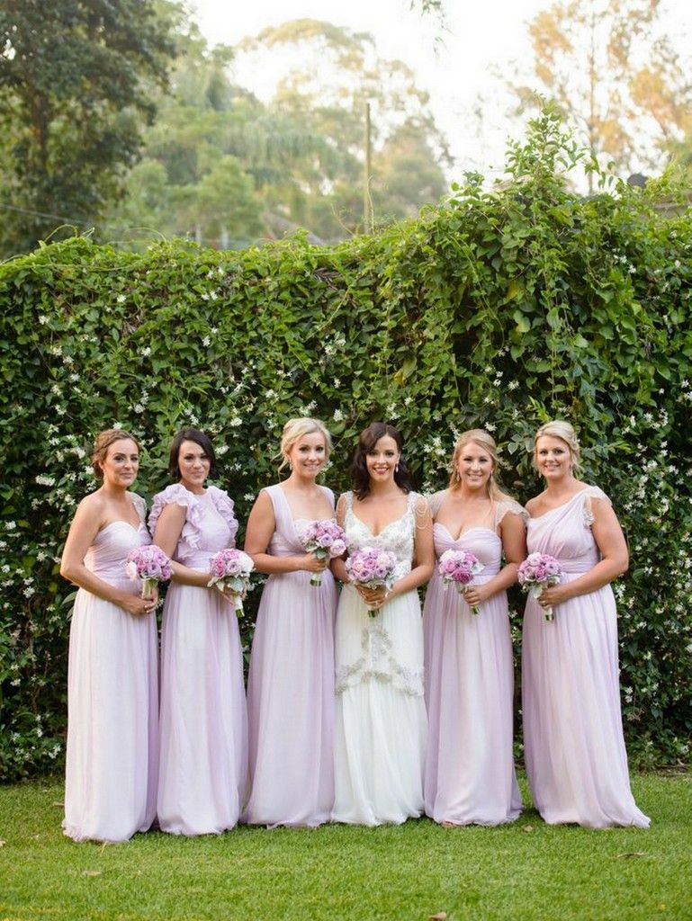 4 Ways To Style Your Bridesmaids | Mr. And