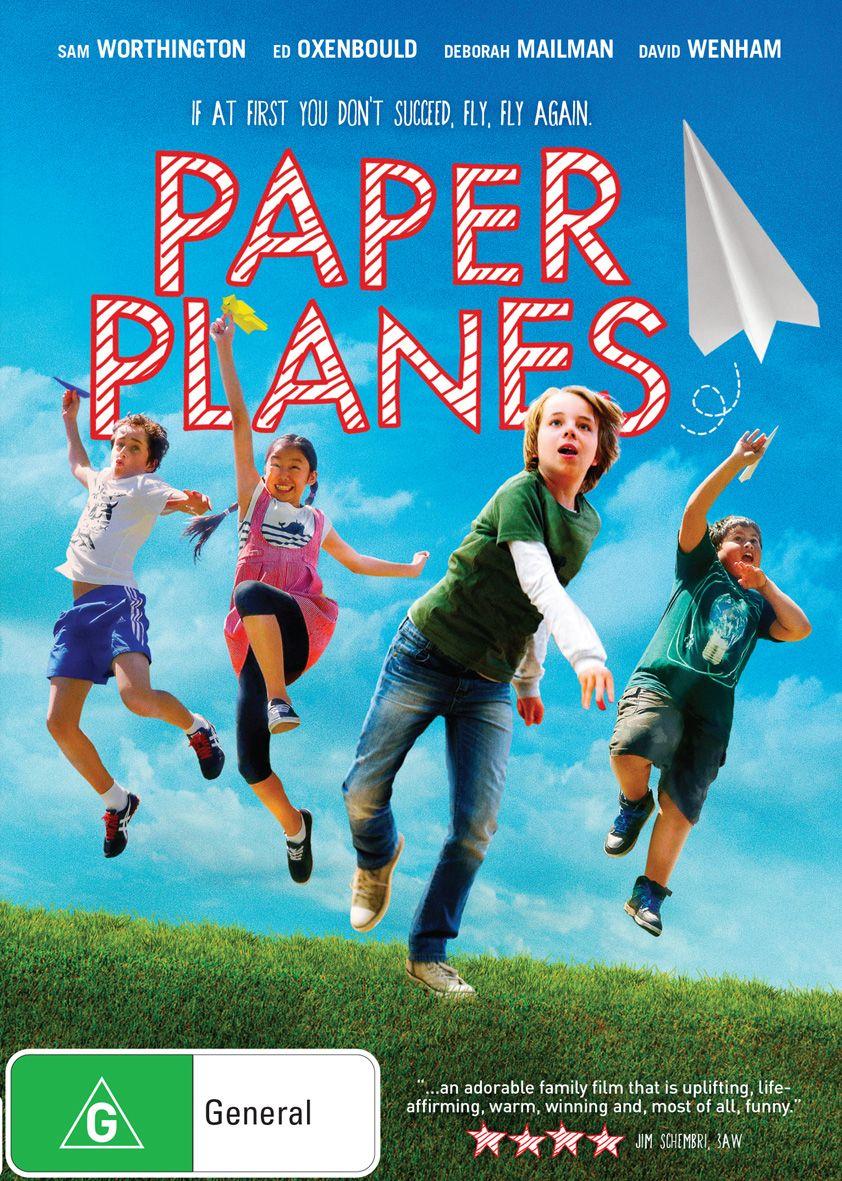 paper planes 2015 movie international. Black Bedroom Furniture Sets. Home Design Ideas