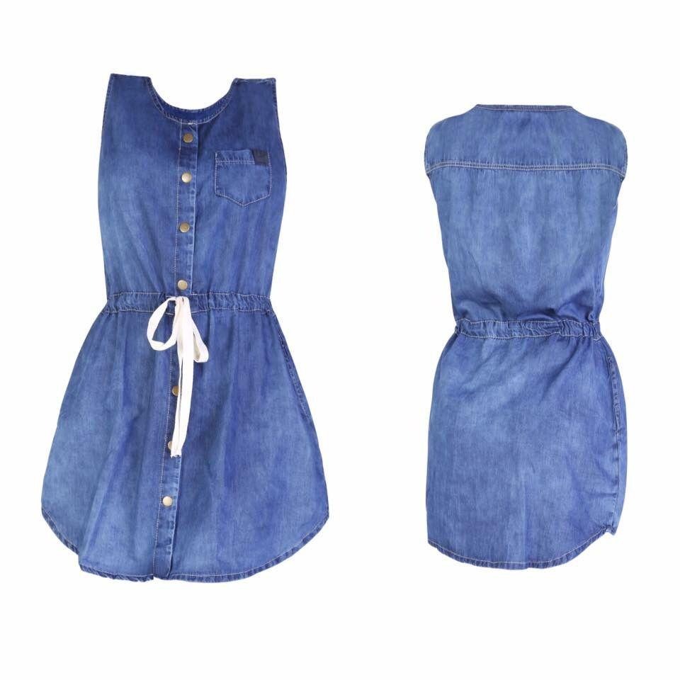Este hermoso vestido hace parte de nuestra nueva colección, va perfecto con este temporada!! no te quedes sin el tuyo; lo tenemos en todas las tallas. Comunícate con nosotros al 3148647898 o ingresa a nuestro portal web www.cw-jeans.com