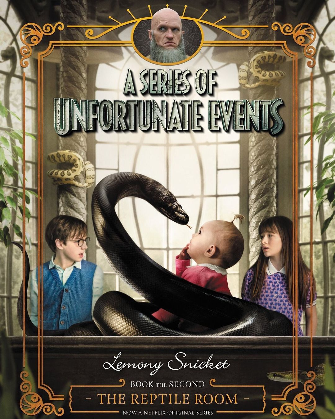 A Series Of Unfortunate Events Netflix Tie In Editions On Sale