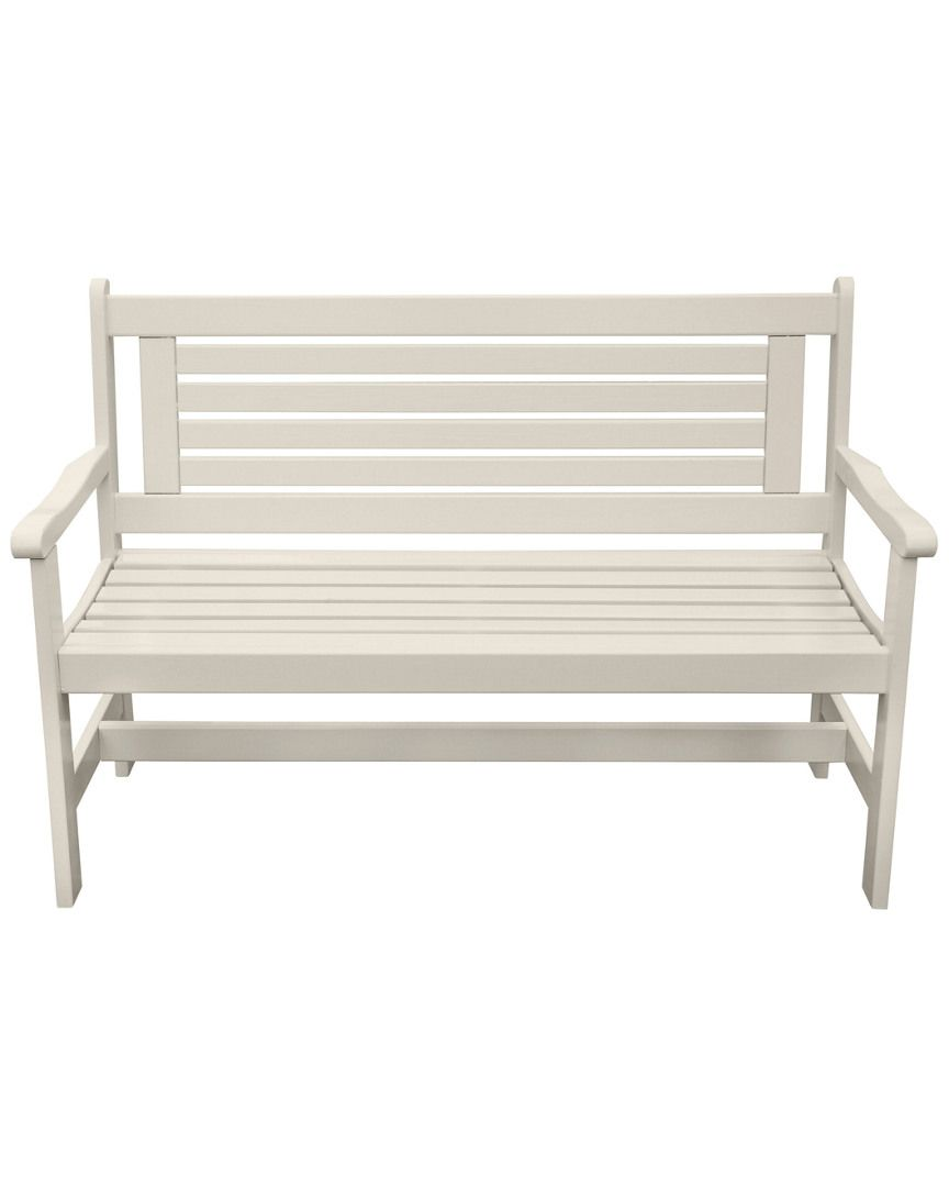 high back bench is on rue shop it now 39 st johns wooden rh pinterest co uk
