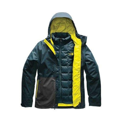 cfe462d04 Men's The North Face Altier Down Triclimate Jacket - Kodiak Blue ...