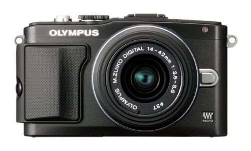 "Olympus PEN E-PL5 - Cámara EVIL de 16.1 Mp (pantalla 3"", estabilizador óptico, vídeo Full HD) negro -Objetivo II R 14-42mm f/3.5 - Incluye Tarjeta SD FlashAir 8Gb WiFi B009C6X028 - http://www.comprartabletas.es/olympus-pen-e-pl5-camara-evil-de-16-1-mp-pantalla-3-estabilizador-optico-video-full-hd-negro-objetivo-ii-r-14-42mm-f3-5-incluye-tarjeta-sd-flashair-8gb-wifi-b009c6x028.html"