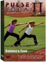 Pulsa Yoga II DVD