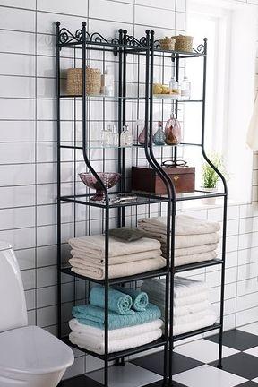 Ronnskar Shelving Unit Ikea In 2020 Ikea Bathroom Bathroom
