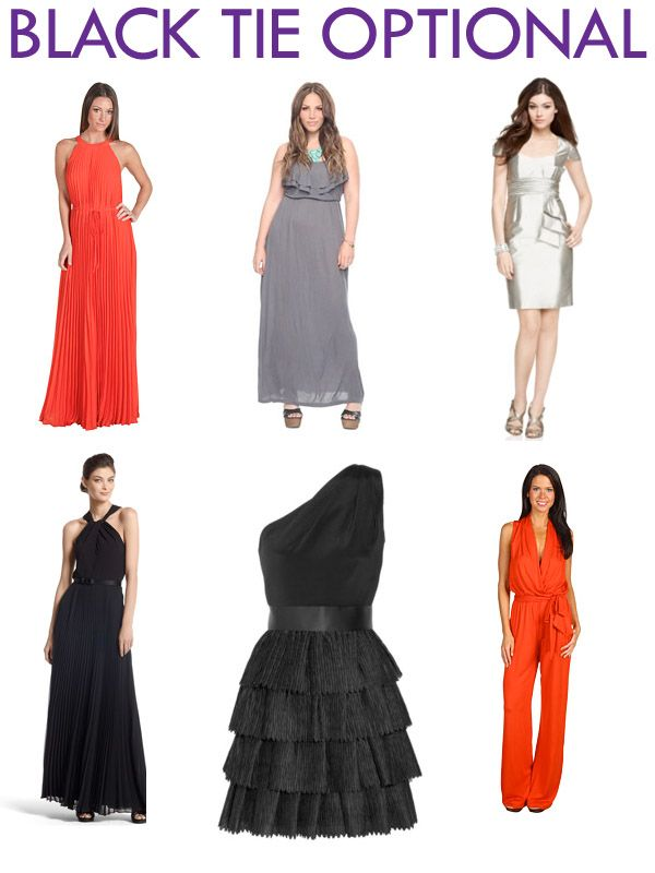 What To Wear Black Tie Optional Black Tie Optional Dress Black Tie Event Dresses Black Tie Wedding Guest Dress