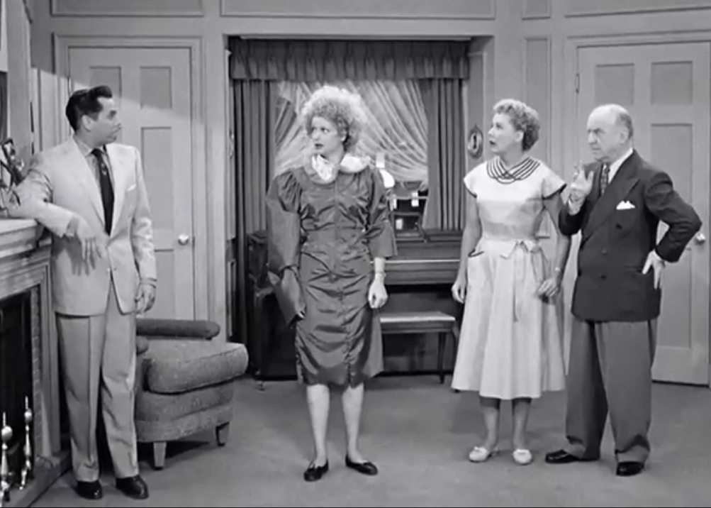 I Love Lucy Season 2 Episode 28   Lucy Wants New Furniture