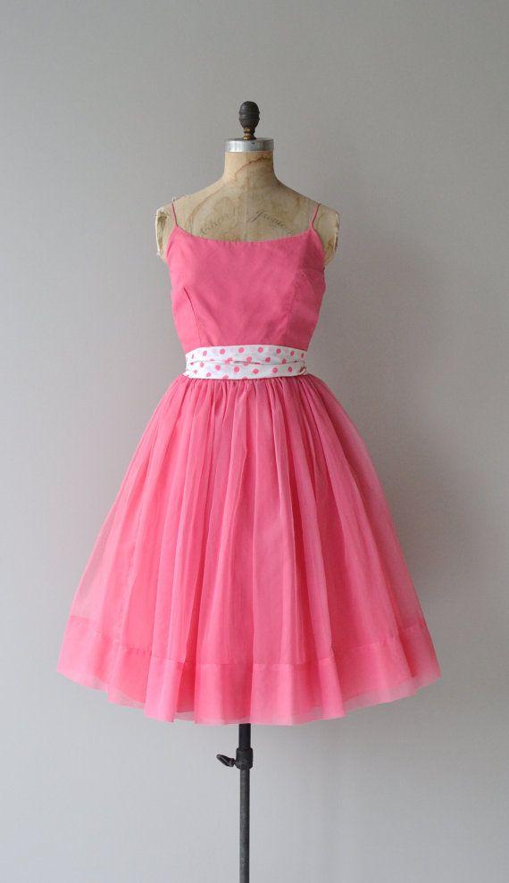 1950\'s | dresses | Pinterest | Vestiditos, Vestidos vintage y Ropa ...