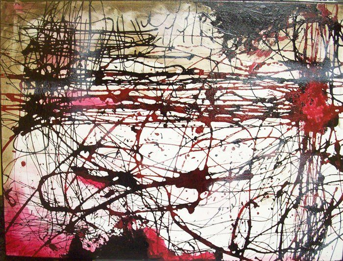 Emotional Lines In Art : Image result for anger abstract th 468 emotional research #1