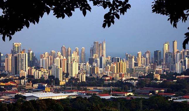 Panamaváros, Panama