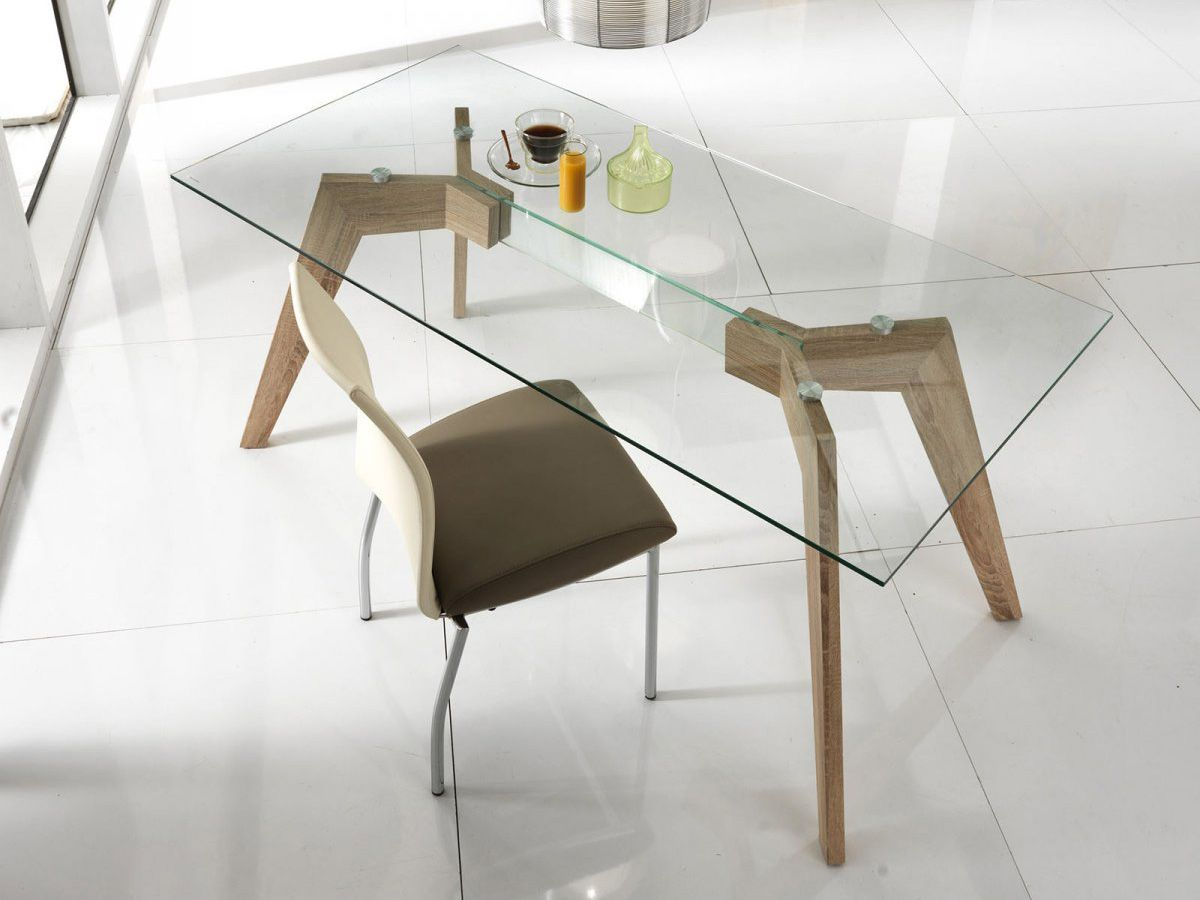 Offerte Tavoli Da Pranzo.Tavolo Moderno In Offerta Tavolo Da Pranzo In Vetro Tavolo Da