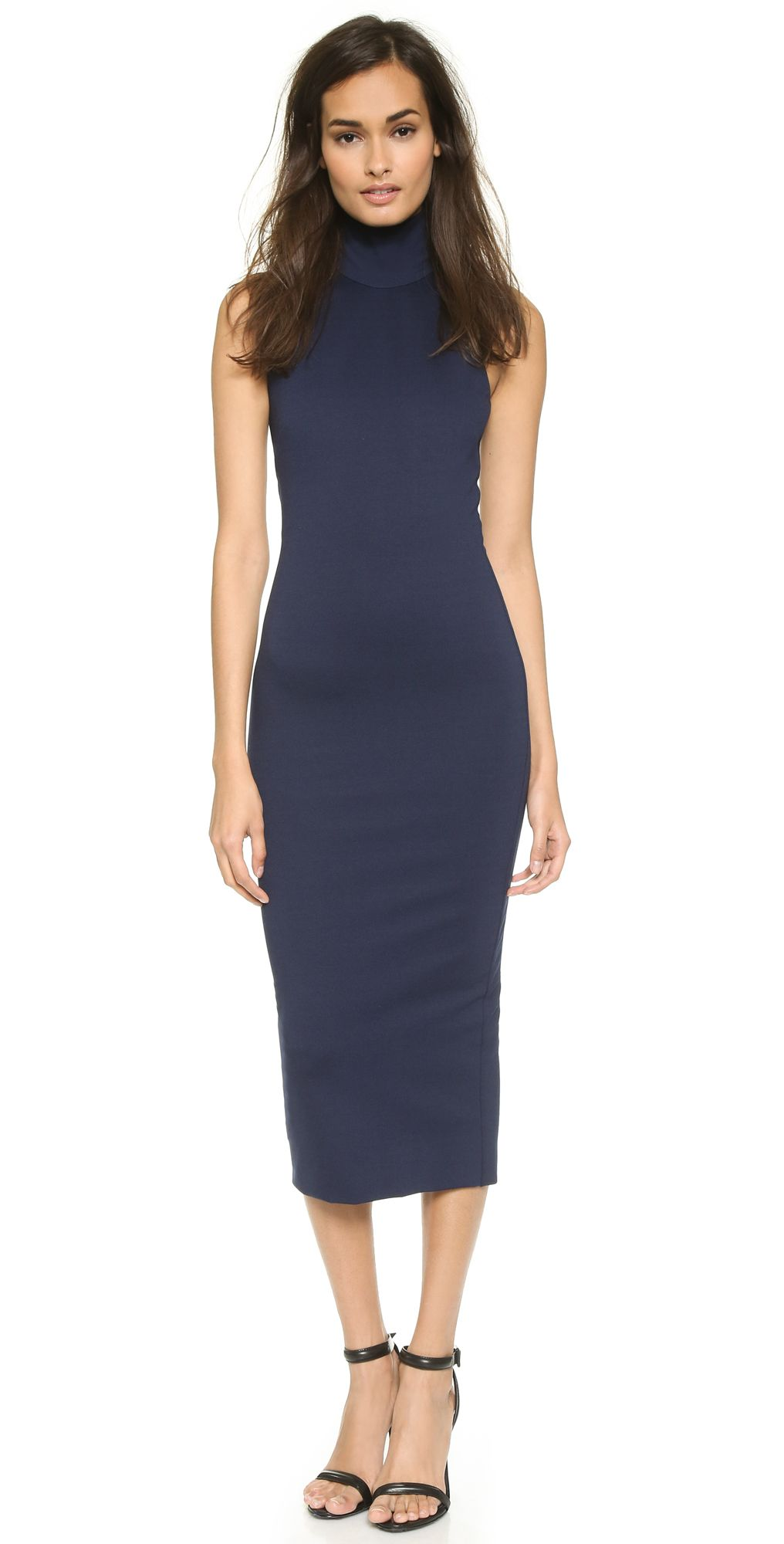 Enza Costa Ribbed Cap Sleeve Dress Shopbop The Style Event Up To 25 Off On Must Have Pieces From Top Designers Lace Up Bodycon Dress Plus Size Bodycon Dresses Knit Tank Dress [ 2000 x 1016 Pixel ]