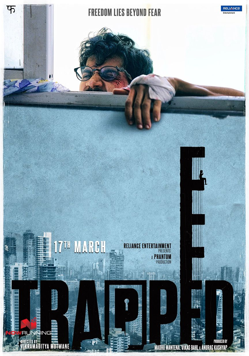 Image result for trapped hindi movie poster